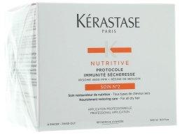 Парфюми, Парфюмерия, козметика Грижа 2 против суха коса - Kerastase Protocole Immunite Secheresse Soin №2