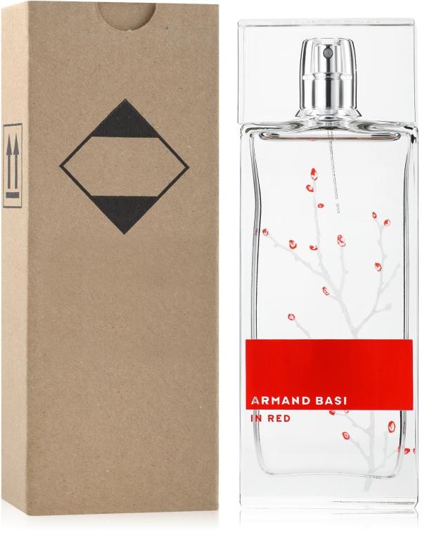 Armand Basi In Red - Тоалетна вода (тестер с капачка)  — снимка N2
