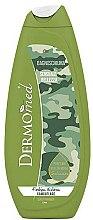 Парфюми, Парфюмерия, козметика Душ гел - Dermomed Shower Gel Bagnoschiuma Camouflage