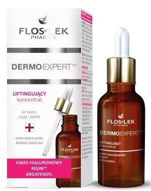 Лифтинг серум за лице, шия и деколте - Floslek Dermo Expert Lifting Serum