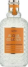 Парфюмерия и Козметика Maurer & Wirtz 4711 Acqua Colonia Mandarine & Cardamom - Одеколони