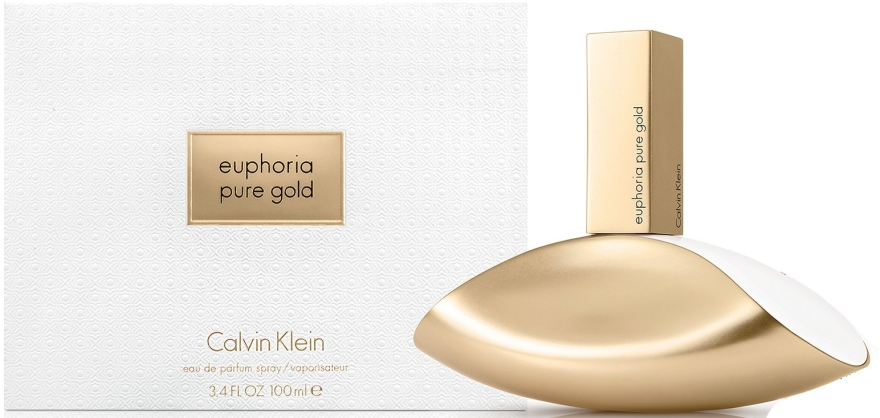 Calvin Klein Euphoria Pure Gold - Парфюмна вода