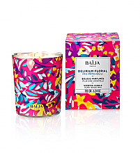 Парфюмерия и Козметика Ароматна свещ в чаша - Baija Delirium Floral Candle Wax
