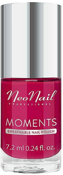 Лак за нокти - NeoNail Professional Moments Breathable Nail Polish