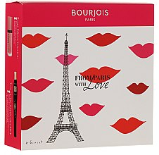 Парфюми, Парфюмерия, козметика From Paris with Love (спирала/8ml + гланц за устни/7.7ml) - Комплект