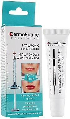 Серум за устни с хиалуронова киселина - DermoFuture Precision Hyaluronic Lip — снимка N5