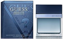Парфюмерия и Козметика Guess Seductive Homme Blue - Тоалетна вода