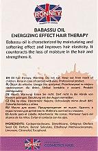 Масло от бабасу за коса - Ronney Babassu Oil Energizing Effect Hair Therapy — снимка N3