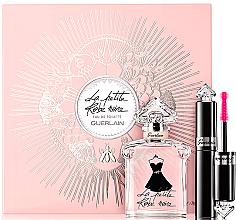 Парфюми, Парфюмерия, козметика Guerlain La Petite Robe Noir - Комплект (edt/50ml + mascara)