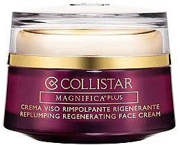 Парфюми, Парфюмерия, козметика Интензивно възстановяващ антистареещ крем за лице - Collistar Magnifica Plus Replumping Regenerating Face Cream (тестер)