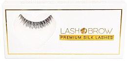 Парфюми, Парфюмерия, козметика Изкуствени мигли - Lash Brown Premium Silk Lashes Lashes No Lashes