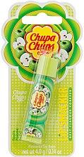 "Парфюми, Парфюмерия, козметика Балсам за устни ""Ябълка"" - Lip Smacker Chupa Chups Apple Flavoured Lip Balm"