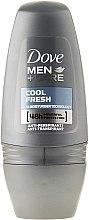 Парфюмерия и Козметика Дезодорант рол-он против изпотяване за мъже - Dove Men+Care Cool Fresh