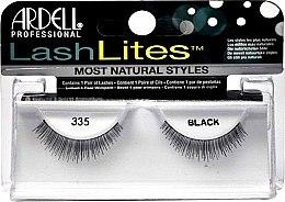 Парфюми, Парфюмерия, козметика Изкуствени мигли - Ardell Glamour Eyelashes Black 335