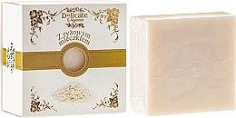 """Парфюми, Парфюмерия, козметика Сапун в кутийка """"Оризово мляко"""" - Delicate Organic Aroma Soap"""