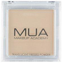 Парфюмерия и Козметика Прозрачна пудра за лице - MUA Translucent Pressed Powder
