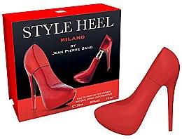 Парфюмерия и Козметика Jean-Pierre Sand Style Heel Milano - Парфюмна вода