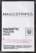 Парфюмерия и Козметика Магнитна маска за лице с подмладяващ ефект - Magicstripes Magnetic Youth Mask