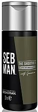 Парфюмерия и Козметика Балсам за коса - Sebastian Professional Seb Man The Smoother