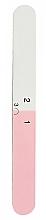 Парфюмерия и Козметика 3-странна пила за нокти, 17.5 см - Erbe Solingen 3-Phasen File