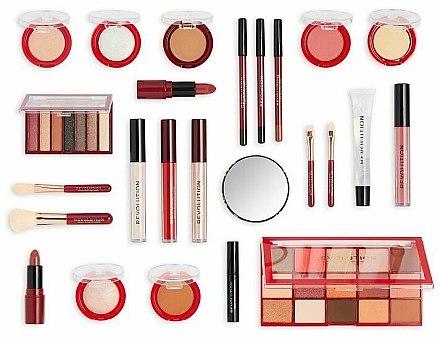 Адвент календар - Makeup Revolution Advent Calendar 2019 — снимка N4