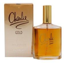 Парфюмерия и Козметика Revlon Charlie Gold - Спрей за тяло