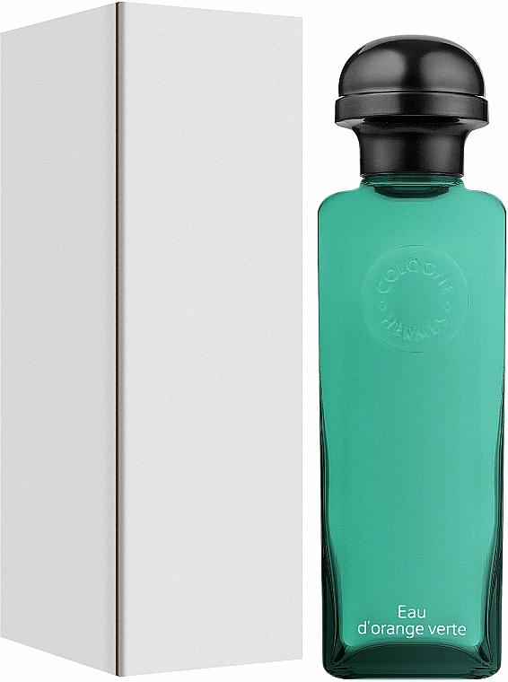Hermes Eau Dorange Verte - Одеколон за мъже (тестер)  — снимка N2