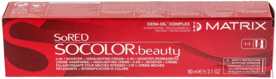 Боя за коса - Matrix SoRED  — снимка N1