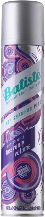 Сух шампоан за максимален обем - Batiste Dry Shampoo Heavenly Volume