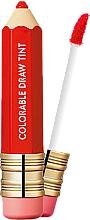 Парфюмерия и Козметика Тинт за устни - It's Skin Colorable Draw Tint