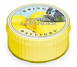 Парфюмерия и Козметика Чаена свещ - Kringle Candle Daylight Lemon Lavender