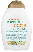 Парфюми, Парфюмерия, козметика Балсам за къдрава коса - OGX Coconut Curls Conditioner