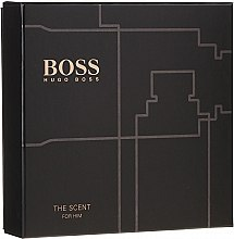 Парфюмерия и Козметика Hugo Boss The Scent - Комплект (тоал. вода/50ml + душ гел/100ml)