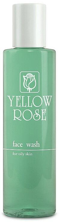 Почистващ гел за лице с прополис - Yellow Rose Face Wash For Oily Skin — снимка N1