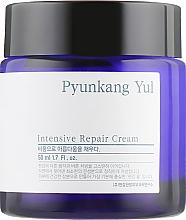 Парфюмерия и Козметика Възстановяващ крем за лице с масло от шеа - Pyunkang Yul Intensive Repair Cream