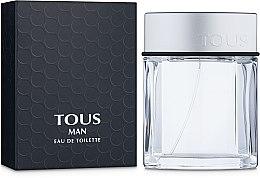Парфюмерия и Козметика Tous Tous Man - Тоалетна вода