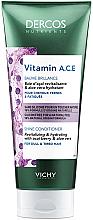 Парфюми, Парфюмерия, козметика Витаминен балсам за коса - Vichy Dercos Nutrients Shine Conditioner