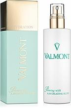 Парфюмерия и Козметика Хидратираща основа спрей за лице - Valmont Priming With Hydrating Fluid