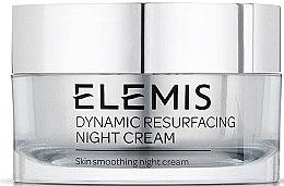 Парфюмерия и Козметика Нощен крем за лице - Elemis Dynamic Resurfacing Night Cream