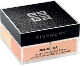 Парфюмерия и Козметика Пудра на прах - Givenchy Prisme Libre Mat-finish & Enhanced Radiance Loose Powder