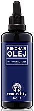 Парфюмерия и Козметика Масло за коса - Renovality Original Series Renohair Oil