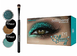 Парфюмерия и Козметика Комплект сенки за очи - Bellapierre Eye Slay Kit Mermaid Glam