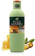 Парфюмерия и Козметика Душ гел с арганово масло и мед - Felce Azzurra BIO Argan & Honey Shower Gel