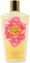 Парфюми, Парфюмерия, козметика Лосион за тяло - Victoria's Secret Secret Escape Body Lotion