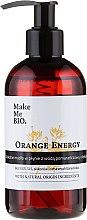 Парфюми, Парфюмерия, козметика Сапун за ръце - Make Me Bio Orange Energy Soap