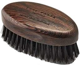 Парфюмерия и Козметика Четка за брада, черна - Acca Kappa Barber Shop Collection
