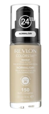 Фон дьо тен - Revlon ColorStay Foundation For Normal/Dry Skin SPF20 — снимка N1