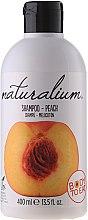 """Парфюмерия и Козметика Шампоан за коса """"Праскова"""" - Naturalium Shampoo And Conditioner Peach"""