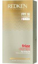 Парфюми, Парфюмерия, козметика Изглаждащи кърпички против статично наелектризиране на косата - Redken Frizz Dismiss Fly-Away Fix Sheets 10 FPF