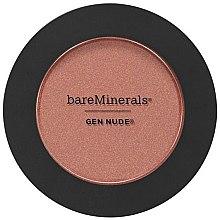Парфюмерия и Козметика Руж за лице - Bare Escentuals BareMinerals Gen Nude Powder Blush